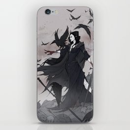Morrigan iPhone Skin