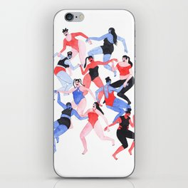Behave iPhone Skin
