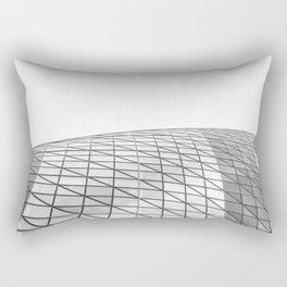 Modern architecture Rectangular Pillow