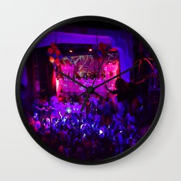 House of YES!!! Wall Clock