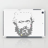 marx iPad Cases featuring Marx in Dots by The Sound of Applause