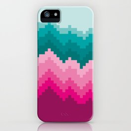 Colour Bleed iPhone Case