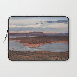 Cutting Through Lake Powell Laptop Sleeve