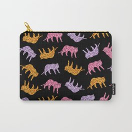 leopards Carry-All Pouch