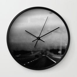 200 More Miles Wall Clock