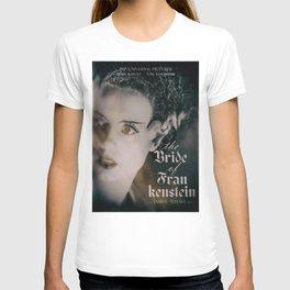 The Bride of Frankenstein, vintage movie poster, Boris Karloff cult horror T-shirt