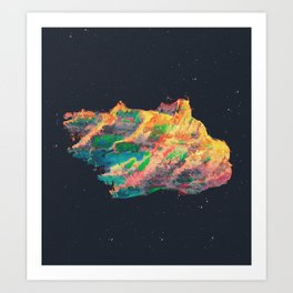 Weston Art Print