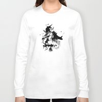 cello Long Sleeve T-shirts featuring Cello by Julia Gingras
