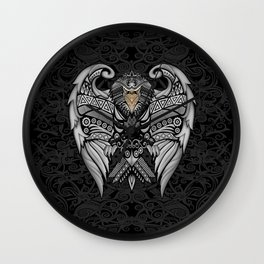 Aztec Pattern Ravenclaw Eagle Logo iPhone 4 4s 5 5s 5c, ipod, ipad, pillow case and tshirt Wall Clock