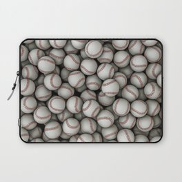 Baseballs Laptop Sleeve