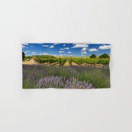 Countryside Vinyard Hand & Bath Towel