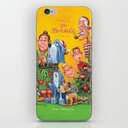 The Eve to Believe full cover wrap illustration iPhone Skin