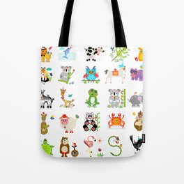 Jungle Bungle Tote Bag