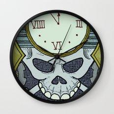 Death Clock Wall Clock