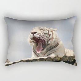YAWN Rectangular Pillow