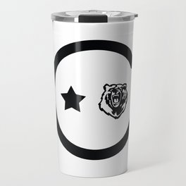 California Icons Travel Mug