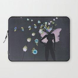 love makes you grow Laptop Sleeve