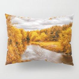Autumn Along The River Pillow Sham
