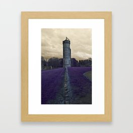 Eglinton Ruins Kilwinning Scotland  Framed Art Print