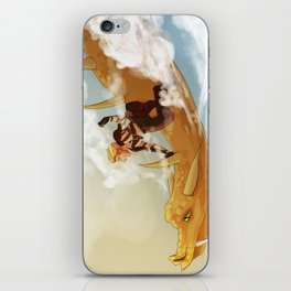 Dragons and Direction: Niall iPhone Skin