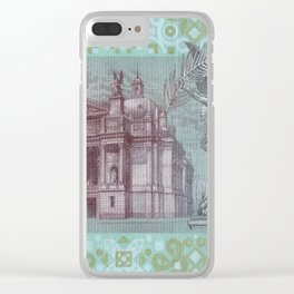 20 Hryvnia 2003 Clear iPhone Case