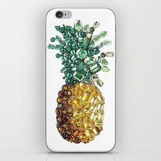 Pineapple by gems iPhone Skin