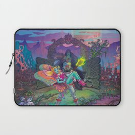 Enter The Dream Sequence - The Lone Gate Laptop Sleeve
