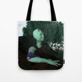 Gaia's Portrait Tote Bag