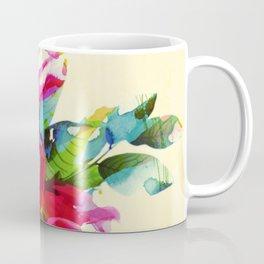 exploded floral Coffee Mug