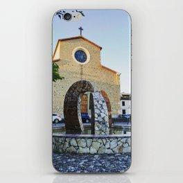 City Center - Prato - Tuscany iPhone Skin