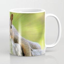 Relaxed Squirrel Coffee Mug