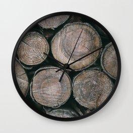 Log Ends Wall Clock