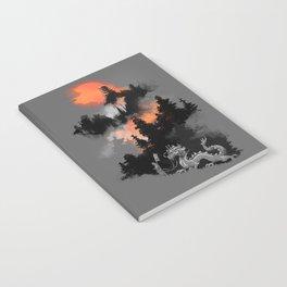 A samurai's life Notebook