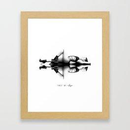 Free by Andrew Framed Art Print