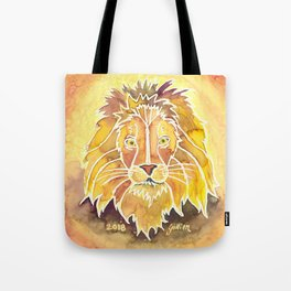 Zodiac Collection: Leo Tote Bag