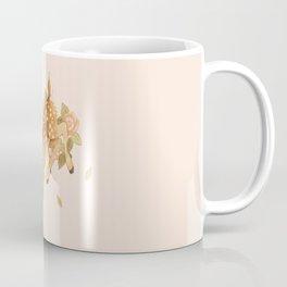 Hopping Fawn Coffee Mug