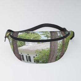Church In The Woods Fanny Pack