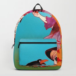 The Sweet Witch of Halloween Backpack