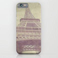 Paris love Slim Case iPhone 6s