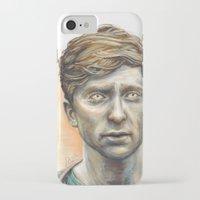 kieren walker iPhone & iPod Cases featuring Kieren Walker by laya rose