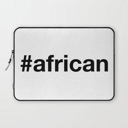 AFRICAN Laptop Sleeve