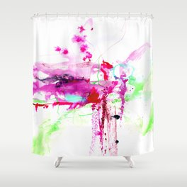 A Mystic Encounter No.1d by Kathy Morton Stanion Shower Curtain