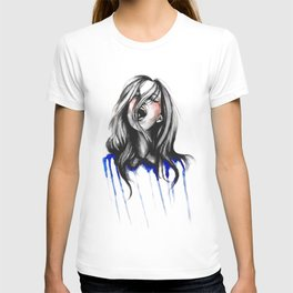 In Our Wildest Moments // Fashion Illustration T-shirt