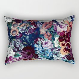EXOTIC GARDEN - NIGHT XVI Rectangular Pillow