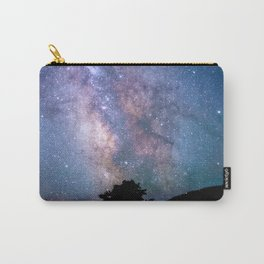 The Night Sky II - glowing stars Carry-All Pouch