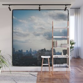 NYC Cityscape Wall Mural