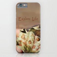 Explore Life iPhone 6s Slim Case