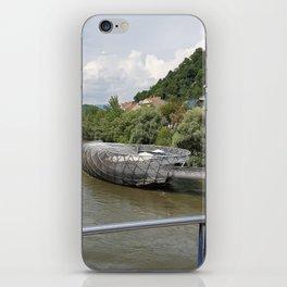 Island in the Mur iPhone Skin