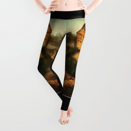 Mona Rilla Leggings