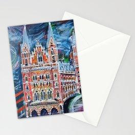 St Pancras Stationery Cards